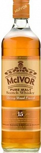 McIvor Pure Malt 15 YO Sherry Finish