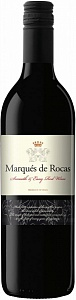 Marques de Rocas Red Semi-Sweet